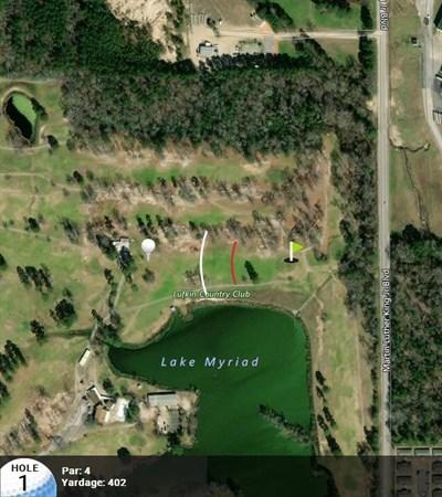 Lufkin Country Club Lufkin Course