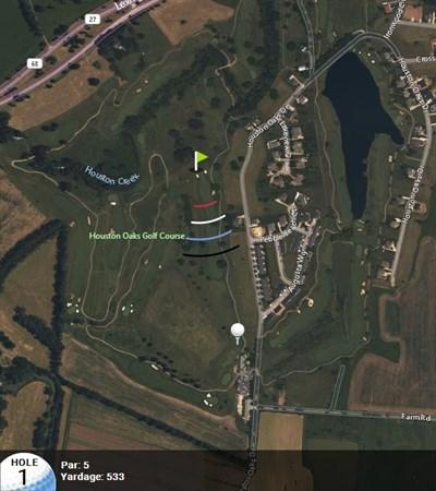 Houston Oaks: Houston Oaks Golf Course (Houston Oaks Course