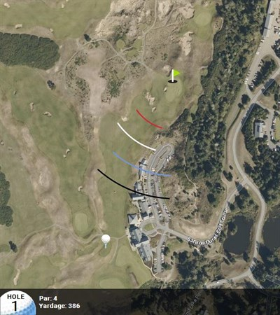Bandon Dunes Oregon Map.Bandon Dunes Golf Resort Bandon Dunes Course