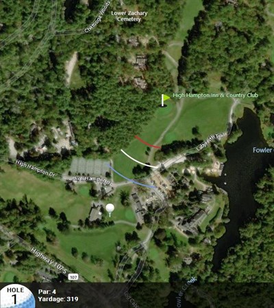 High Hampton Inn & Country Club (High Hampton Course)