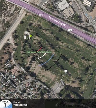 Fairmount Park Riverside California Map.Fairmount Golf Course Fairmount Park Course
