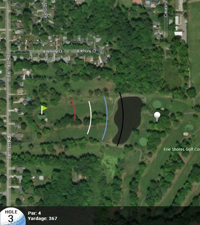 Erie Shores Golf Course - Parks - 7298 Lake Rd, Madison ...