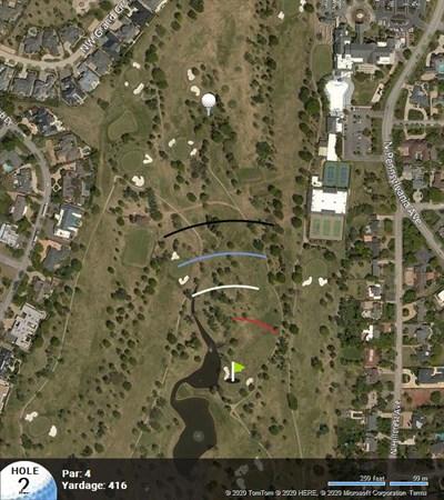 Oklahoma City Golf & Country Club (Oklahoma City Course)