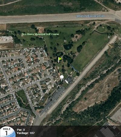 Haunted Places In Pico Rivera California: Pico Rivera Municipal Golf Course (Pico Rivera Course