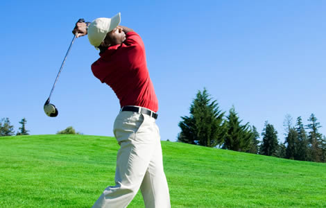 A Golfing Tip For Swing Consistency